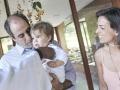 Batizado Guilherme Flávia Vitória Photo